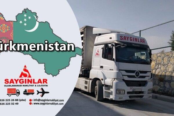 Türkmenistan Parsiyel Nakliye